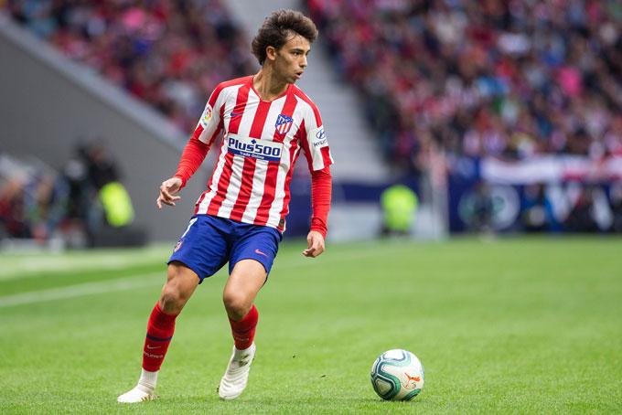 Joao Felix đang chứng minh giá trị trong mùa giải thứ hai khoác áo Atletico