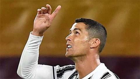 Ronaldo vẫn thấy tương lai tươi sáng dù Juve bị Roma cầm hòa