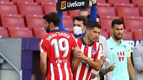 Costa hưng phấn trước tài 'cắn người' của Suarez
