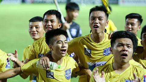 Danh sách U17 Việt Nam: U17 SLNA ít gương mặt lên tuyển