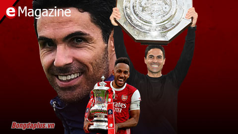 Một Arsenal mới mẻ dám thách thức cả Premier League