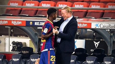 Tương lai không Messi, Barca đã có Fati