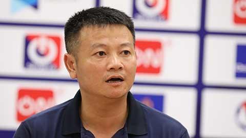 Phạm Văn Quyến: 'Tôi mong truyền lại tư chất để cầu thủ SLNA hướng lên ĐT Việt Nam'
