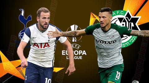 Nhận định bóng đá Tottenham vs Maccabi Haifa, 2h00 ngày 2/10: Mệt quá đôi chân này…