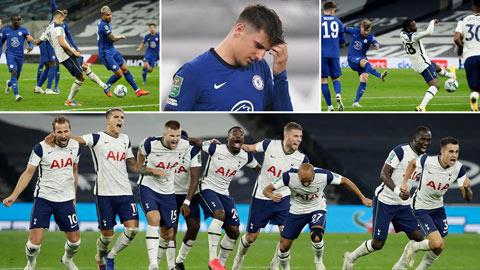 Thấy gì trong thất bại của Chelsea trước Jose Mourinho  đêm qua?