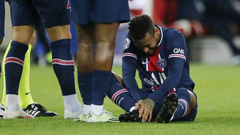 PSG nguy cơ mất Neymar tới hết năm 2020