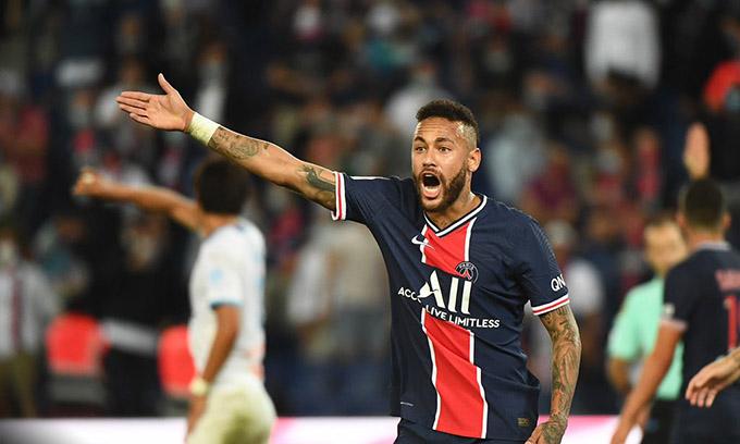 Neymar đang phải trả giá vì những hành động nông nổi của bản thân