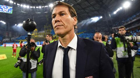 Rudi Garcia phải rời Lyon  vào cuối mùa giải