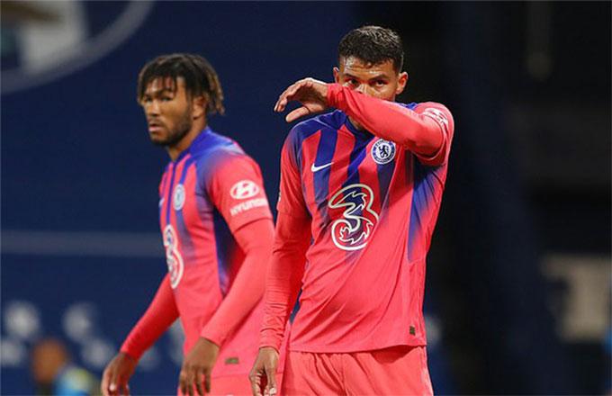 Silva đã có màn ra mắt Chelsea không như ý