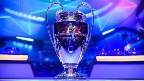 Trực tiếp Lễ bốc thăm chia bảng Champions League 2020/21, 23h00 ngày 1/10