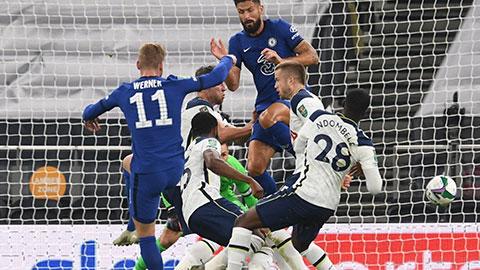 Những bàn thắng đẹp nhất vòng 4 Cúp Liên đoàn Anh