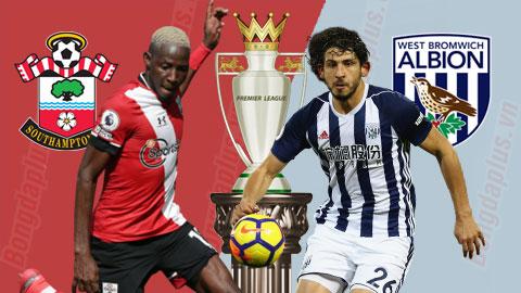 Nhận định bóng đá Southampton vs West Brom, 18h00 ngày 4/10