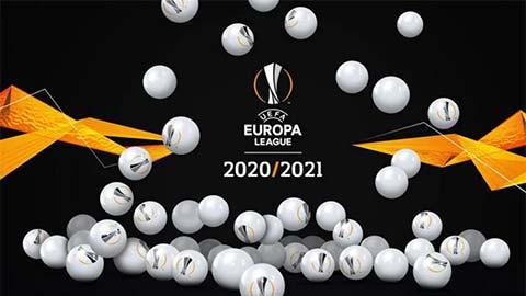 Những điều cần biết về lễ bốc thăm chia bảng Europa League 2020/21