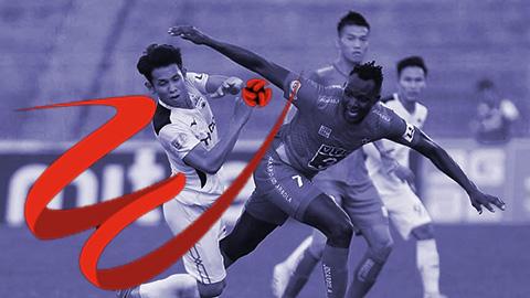 Lịch thi đấu của nhóm tranh vô địch, nhóm tranh trụ hạng V.League 2020