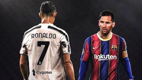 Messi vs Ronaldo: Lần đầu và lần cuối? - kết quả xổ số đà nẵng