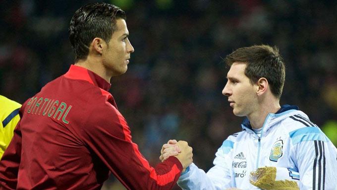 Ronaldo và Messi đã ganh đua nhau trong hơn 1 thập kỷ qua