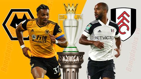 Nhận định bóng đá Wolves vs Fulham, 20h00 ngày 4/10