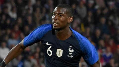 ĐT Pháp triệu tập: Paul Pogba sẽ so tài với Ronaldo ở Nations League