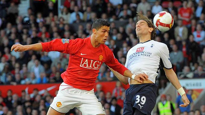 5 màn so tài khó quên giữa Manchester United vs Tottenham