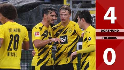 Borussia Dortmund 4-0 Freiburg (Vòng 3 Bundesliga 2020/21)