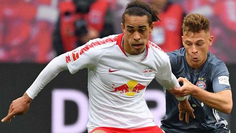 Yussuf Poulsen ở lại Leipzig thêm 2 năm