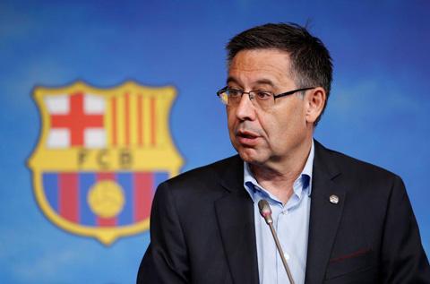Barca có khoản nợ tăng gấp đôi mùa trước