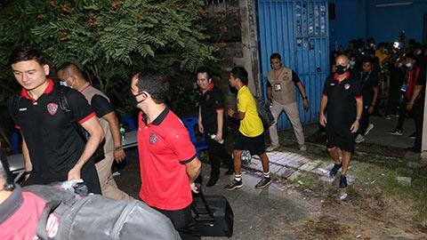 Đặng Văn Lâm không được thi đấu vì sự cố mất điện ở Thai League