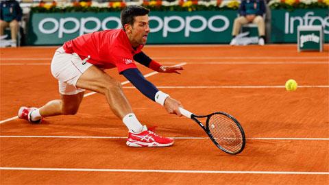 Djokovic cân bằng kỷ lục của Nadal ở Roland Garros