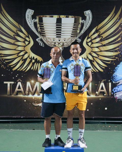Vô địch đôi nam 1450
