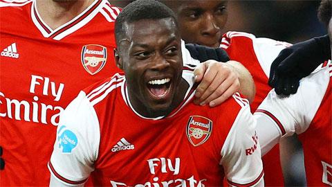 Arsenal: Đã đến lúc Pepe chứng minh giá trị