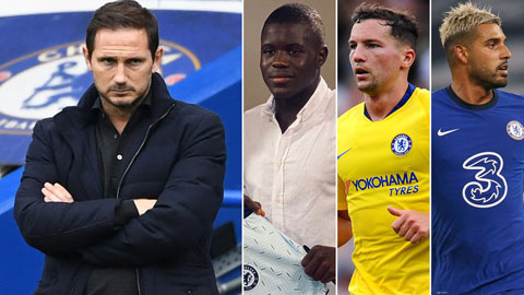 """Chelsea vẫn đang cố gắng đẩy nốt """"hàng thừa"""" dù TTCN tại Anh đã kết thúc"""