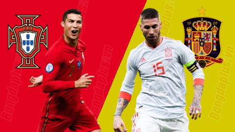 Nhận định bóng đá Bồ Đào Nha vs Tây Ban Nha, 01h45 ngày 08/10