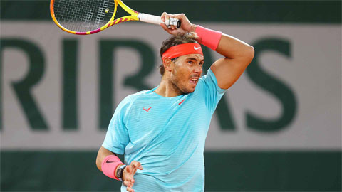 Nadal tái ngộ Schwartzman ở bán kết Roland Garros 2020