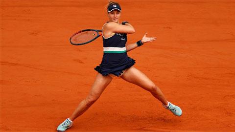 Người đẹp Argentina đổi đời khi vào bán kết Roland Garros 2020