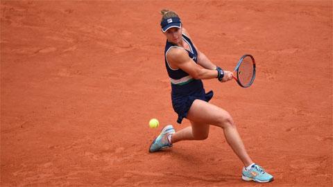 Nadia Podoroska ghi được 30 điểm winner, gấp bốn lần của Elina Svitolina