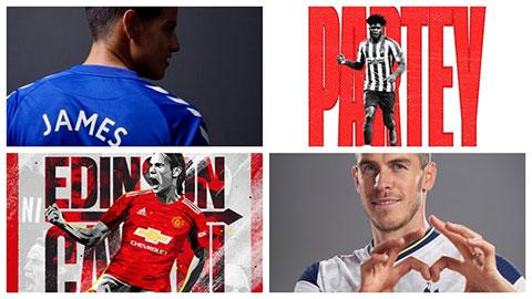So sánh đội hình tân binh Ngoại hạng Anh & La Liga: Một trời, một vực
