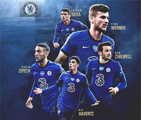 Chelsea chỉ tốn hơn 100 triệu bảng mùa hè 2020