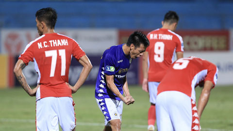 Hà Nội FC có lật ngược được thế cờ?