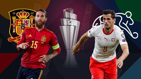 Nhận định bóng đá Tây Ban Nha vs Thụy Sỹ, 01h45 ngày 11/10: Củng cố ngôi đầu