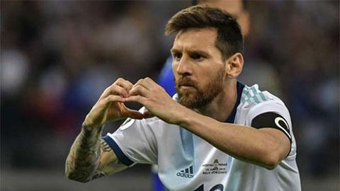 Messi trở lại thi đấu cho tuyển Argentina: Không đâu bằng nhà mình