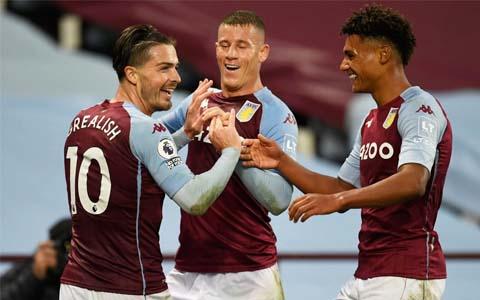 Aston Villa đang là hiện tượng thú vị tại Ngoại hạng Anh
