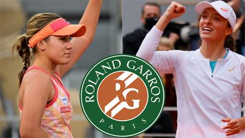 Roland Garros 2020: Chung kết đơn nữ trẻ nhất sau 17 năm