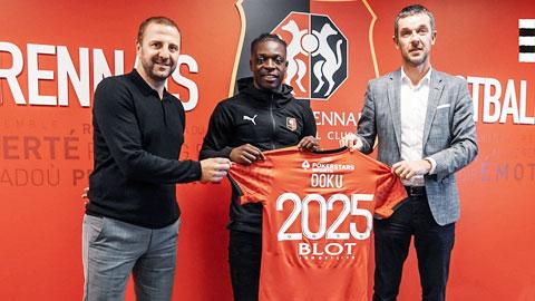 Rennes mới là 'đại gia' của Ligue 1