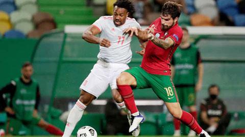 Jose Campana và Adama Traore ra mắt ĐT Tây Ban Nha