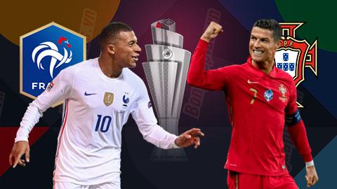 Nhận định bóng đá Pháp vs Bồ Đào Nha, 01h45 ngày 12/10