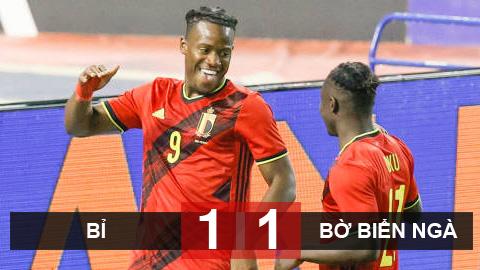 Bỉ 1-1 Bờ Biển Ngà: Quỷ đỏ bị cầm hòa trong ngày vắng Lukaku
