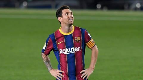 Man City sẽ mua Messi vào hè 2021 nếu...