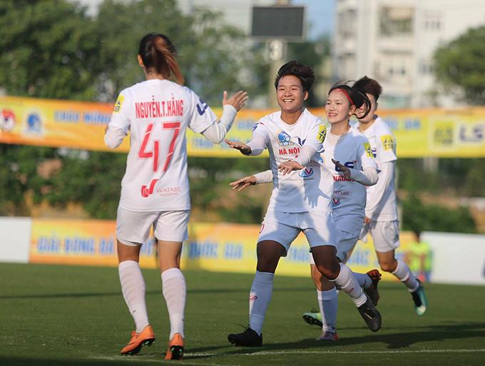 Niềm vui chiến thắng của Hà Nội II