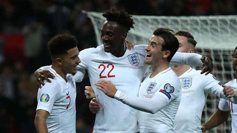Sancho, Chilwell và Abraham trở lại, ĐT Anh quyết tranh ngôi đầu với Bỉ