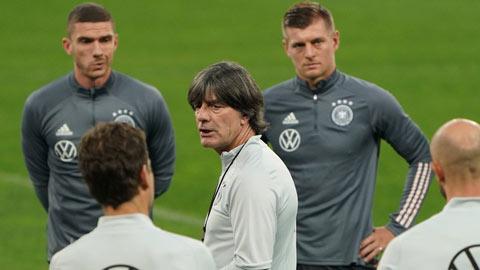 ĐT Đức hướng tới chiến thắng đầu tiên tại Nations League